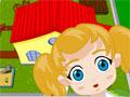 Magical Broom, Any não fez seus afazeres que sua mãe mandou, e hoje é dia de visitas na casa dela. Seu objetivo neste game é ajudar a menina a manter sua casa limpa e organizada antes que seus pais cheguem e coloque-a de castigo.