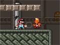 O incr�vel Super Mario Bross aprendeu alguns golpes marciais e agora ele vai brigar com todos seus inimigos.