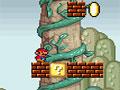 Mario Flash 4 - Se aventure com o Mario sobre as plataformas. Ande por todo o cenário eliminando os inimigos e concluir suas missões.