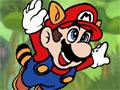 Jogo - Mario Jungle Adventure, Uma versão do Mario Bros na floresta. Sua missão é recolher as frutas e acabar com todos inimigos que estiver em seu caminho. Preste bastante atenção nas armadilhas que a selva possui.