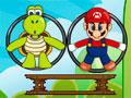 Mario Rob Cheese - Ajude o Mario a se alimentar. Encontre maneira de derrubar o personagem para ele pegar o queijo, mas tenha atenção porque só Mario Bros pode chegar no alvo.