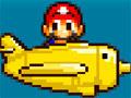 Mario Skypop Action - Ajude o Mario a pilotar seu avi�o pelo cen�rio. Destrua todos os inimigos pelo caminho, tendo cuidado para n�o esbarrar nos oponentes.