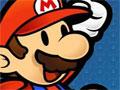 Empilhe caixas com imagens do Mario Bros e seus amigos. Tem que coloca-las uma em cima da outra até chegar na marca sem deixar cair, use alguns itens como barreira para sustentar a pilha e conclua os 18 níveis.