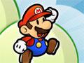 Jogo - Mario Super, Mais um game com as aventuras do Super Mario Bros o enganador mais famoso do mundo dos jogos. Sua missão neste jogo não é diferente de outros clássicos do Mario, você deve superar todos os desafios e inimigos que irá aparecer no seu caminho. Recolha as moedas e itens bônus para auxiliar seu desempenho no jogo.