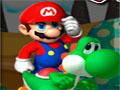 Mario & Yoshi Dash - Encare mais uma aventura com Mario e seu amigo Yoshi. Ande pela plataforma recolhendo as moedas, salte sobre os obstáculos para chegar no final do desafio.