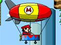 Mario Zeppelin - Entre nessa aventura com o Super Mario e seu balão. Direcione ele para que possa recolher as moedas, desvie dos obstáculos com segurança e evite encostar na água.