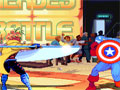 Jogo Online - Marvel Tribute, Um interessante game de luta com os incríveis personagens Super-Heróis da Marvel. Faça a escolha do seu personagem e vença todos os seus adversários neste divertido jogo. Todos os personagens estão disponíveis para você escolher, entre eles o Wolverine, Homem-Aranha, Hulk, Capitão América entre outros.