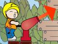 Max Damage 2, O Menino malvado esta de volta para destruir tudo com sua bazuca a laser. Sua missão é ajuda-lo a quebrar eletrodomésticos e itens que estiver em cada cenário do game, cause o máximo de dano possivel e complete os 50 níveis existentes neste game totalmente viciante.