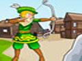 Medieval Archer 3 - Defenda sua cidade contra dragões e cavaleiros. Use seu arco e flecha para exterminar os inimigos, mire e atire utilizando a direção do vento ao seu favor.