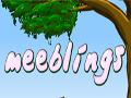 Faça com que todos os Meeblings consiga ir até o seu destino