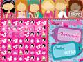 Jogo das Menininhas, Faça combinações com as peças do cenário, faça combos e ganhe muitos pontos com este divertido jogo de Meninas.