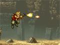 Metal Slug é um grande clássico dos fliperamas, neste episódio você tem que entrar neste campo de guerra e acabar com todos os soldados que aparecer em sua frente, tome muito cuidado com os ataques que são inesperados, divirta-se com este jogo.