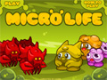 O Objetivo do jogo é cuidar das suas micro criaturas para que possam crescer e mudar de nível.