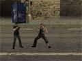 Enfrente com todos os integrantes de uma gangue que esta arruinando a cidade, mostre que você é bom de briga.