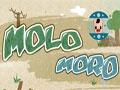 Molo Moro - Ajude os porquinhos a entrarem na porta. Faça riscos para direcionar eles no caminho, tampe os obstáculos para livra-los dos perigos só que tem um detalhe pois seu rabiscos são limitados então não desperdice.