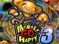 Monkey Go Happy 3 - Deixe uma família de macacos felizes. Resolva os enigmas em cada estágio com o menor números possíveis de cliques possivel, para isso preste bem atenção em todo o cenário antes de começar.