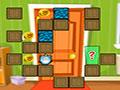 Monster And Doors - Movimente o monstro por toda a plataforma do game. Seja ágil para conseguir chegar até a porta, observe bem para movimentar os obstáculos ao seu favor e use a lógica para abrir o caminho corretamente.