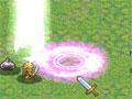 Monster Killing, Um batalhão de inimigos estão para atacar. Sua tarefa é defender a base matando todos que se aproximar, você ao decorrer do jogo conforme for seu desempenho vai ganhando poder mágico, então use-os no momento mais propício.