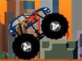 Jogo Online - Monster Truck Destroyer, Seja reconhecido por todos como um destruidor de tudo que encontra pela frente. No controle de um incrível Big Foot, sua missão é passar por cima de todos os obstáculos que estiver em seu caminho, seja rápido e tome muito cuidado para que seu poderoso Truck não venha capotar. Acumule muitos pontos e divirta-se!