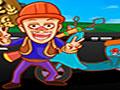 Moto Rider Contest - Pilote sua moto como ninguém nesse jogo. Acelere fundo ultrapassando seus oponentes e deixe todos com inveja, seja cauteloso nas curvas para não sair da pista e mostre que você é um motoqueiro dos bons.