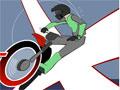 Jogo Moto X, faça grandes manobras com sua moto para ganhar muitos pontos, divirta-se com este game.