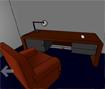 Explore a sala, examine todos os objetos e tente escapar de lugar.