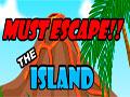 Must Escape The Island - Seu barco danificou-se em uma tempesdade e agora está preso em uma ilha. Encontre objetos pelo cenário para serem usado corretamente para achar a saída.