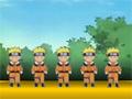O incrível Naruto esta desafiando você a descobrir qual deles é o verdadeiro entre os clones! divirta-se neste Jogo!