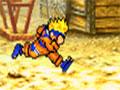 Jogo Online - Naruto Meat Tank Battle, Escolha um dos personagens do anime Naruto, prepare-se para derrotar todos os seus inimigos utilizando todas as habilidades que você tem, seja inteligente e ataque seus adversários em momentos estratégicos, teletransporte quando achar necessário.