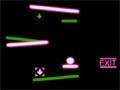 Mais um jogo aonde seu objetivo é fazer com que a bolinha consiga chegar até a saída (Exit), somente deste forma você passa de nível.