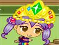 Ninji - Ajude a pequena princesa  a encontrar as pedras de sua coroa. Observe cada sala para achar os itens necessário para completar todas as fases.