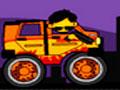 Nuclear Outrun - Controle seu carro pela cidade repleta de monstros. Sua missão é exterminar todos pelo caminho, não perca tempo quanto mais alvos acertar melhor será sua pontuação.