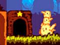 Offspring Fling - Recolha os filhotes pelo cenário. Ande pelas plataformas o mais rápido possível, para pegar os bebês e leva-lós para o portal.