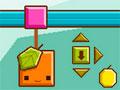 Orange Gravity 2 - Controle a laranja pelo cenário cheio de obstáculo. Corte a corda e se movimente para recolher os limões e avançar para o próximo nível, completando rapidamente cada fase para conseguir uma boa pontuação.