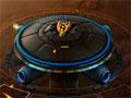 Orbital Guard - Você está no comando da nave e tem que destruir os astroides. Proteja-se da colisão atirando nos meteoros e outras naves inimigas que estão tentando acabar com o planetário de marte.