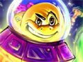 Jogo - Pac Vs Alien, Um dos personagens mais conhecido do mundo dos Games, nomeado de Pac-Man, ele estava cheio de amor com sua adorável namorada em um belo passeio que fizeram no parque, quando um malvado alienígena fez o sequestro dela e agora você é a única esperança do famoso Come-Come a completar todas as missões deste game para que ele possa novamente encontrar sua amada.