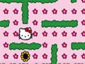 Jogo de Meninas - PacKitty, Já imaginou a gatinha mais famosa dentro do cenário do Pac-Man o game clássico mais conhecido pelos gamers?, Neste jogo foi reunido os personagens da Hello Kitt, sua missão é ajuda-la a recolher todos os itens que estão espalhados pelo labirinto do jogo e sempre fugir dos inimigos fantasmas. divirta-se!