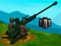 Parabirds - No comando de seu armamento extermine os inimigos. Mostre que você tem uma boa montaria, atire na direção dos pássaros que estão trazendo os paraquedistas para tomar o seu território.