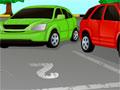 Parking Lot Master - Você trabalha em um estacionamento muito movimentado. Pegue os carros dos clientes e estacione nas vagas, seja ágil para não formar fila e preste atenção nos números que aparecem  pois é lugar que tem que colocar os veículos.