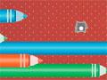 Pen King - No meio de tantas canetas encontre as que são idênticas. Observe e escolha uma para começar, então clique e comece a retirar rapidamente as duplas.