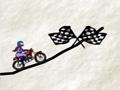 Neste jogo do Pencil Racer 3 você pode criar o seu próprio trajeto com diversas opções de formar a sua pista, deixar com mais adrenalina, obstáculos e muitos desafios, explore todo o jogo e divirta-se montando variadas e incríveis pistas.