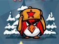 Penguim Slice - Seu objetivo é eliminar os pinguins do cenário. Corte as torres com cuidado para que não machuque a criança que aparece proximo a eles em cada fase, quanto menos tentativas usar mais pontos ganhará.