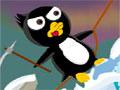 Peter The Penguin - Com o aquecimento global o habitat dos pinguins está em perigo. Sua missão é ajudá-los achar uma maneira de parar isso antes que todos morram, clique sobre o gelo e vá pegando os objetos para serem na travessia.