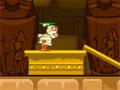 Pharaohs Second Life - jude o faraó escapar da tumba. Percorra os labirintos pelo cenário e evite os obstáculos para conseguir fugir desse ambiente.