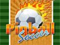 Jogo Pinball Soccer, Você que adora uma partida de jogos clássicos, vai adorar jogar pinball em uma mesa com aspectos e características de futebol, a regra é simples, sua missão é rebater a bola e acumular o máximo de pontos que conseguir, divirta-se!