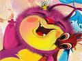 Jogo Pinkypop First Journey, Mais um game que necessita de muita observação, sua missão é encontrar as diferenças entre as imagens, ao encontrar aponte para que a imagem possa ser transformada na original, preste muita atenção para que indique somente os locais que estão incorretos, teste suas habilidade de percepção.
