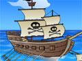 Aposte uma corrida com os seu barco de pirata, tome cuidado com os adversários que vão tentar te afundar de qualquer maneira, seja mais esperto e ganhe as corridas para conseguir dinheiro e assim evoluir o seu barco.