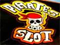Pirate Slot - Tente a sorte nas máquinas caça-níqueis. Gire a alavanca e torça para acertar as três opções com figuras iguais, ganhe muito dinheiro e suba na classificação.