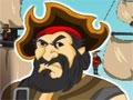 Pirates Attack, Neste game você é um pirata e querem roubar seu tesouro. Defenda sua ilha do ataque e impeça que se aproximem, dispare com seu canhão tiros certeiros contra os inimigos, pois são limitados em cada fase.