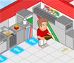Você trabalha em uma pizzaria e precisa atender os clientes, coloque dentro da sacola os produtos escolhidos e seja rápido.